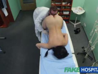 FakeHospital Sexy Patient Likes It From Behind