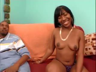 threesomes, black and ebony