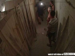 Shocking shots od eastern európske underground brothel
