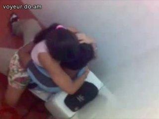 Sri lanka students fukanje v šola stranišče