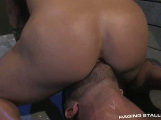 Adam killian & tyler wolf: muscle men futand