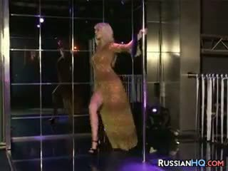 striptease, solo, russian