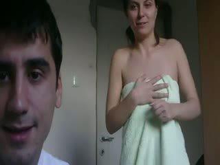 pornô, realidade, corno