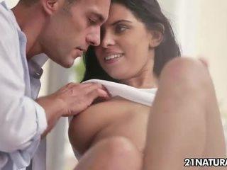 csókolózás, kaukázusi, hetero