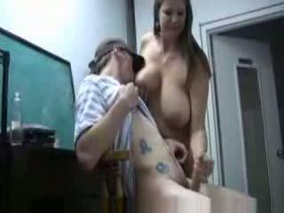 veľké prsia, mamičky a boys