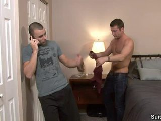 Trevor en nikko slaapkamer porno