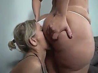 Darlene amaro gets 她的 屁股 licked, 自由 色情 09