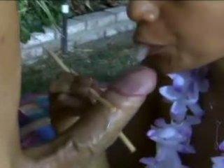 Nyomi Marcela - fucked in the garden