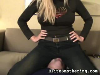 tits, big tits, facesitting