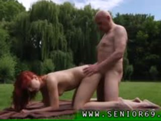 doggystyle, redhead, oude + young