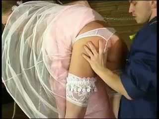 Nothing better than fucking before wedding