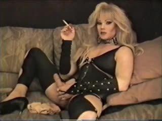 smoking, solo, masturbation