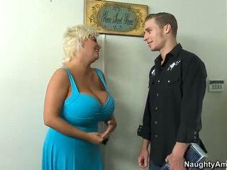 pirang, big boobs, cowgirl