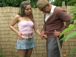 브루 넷의 사람, 오럴 섹스, 청소년