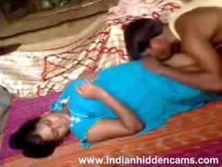 Indický pohlaví pár od bihar tvrdéjádro domácívyrobený pohlaví mms