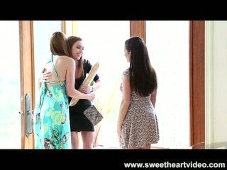 Erotic babysiter chastity lynn has paid toate peste thang