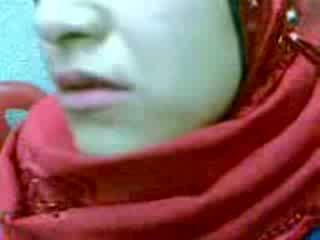 Baguhan arab hijab woman pananamod sa loob video