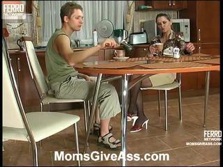 รวบรวมช็อตเด็ด ของ emilia, gilbert, benjamin โดย คุณแม่ ให้ ตูด