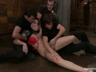 hardcore sex, nice ass, dubultā iespiešanās