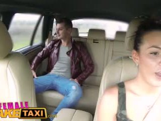 Femalefaketaxi Hot Cabbie Wants to Get Fucked and Have Cum All Over Her Perfect Tits Video