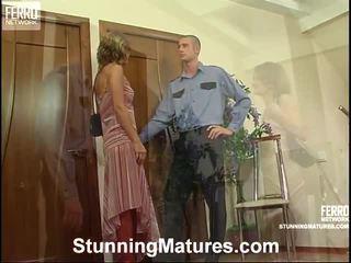 Nxehtë e mahnitshme matures film starring virginia, jerry, adam