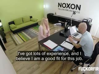 สำนักงาน, การสัมภาษณ์, doggy สไตล์
