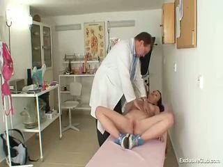 brunette, pussy, euro porn