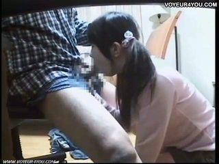 Japanese Schoolgirl Oral Sex Tutorial