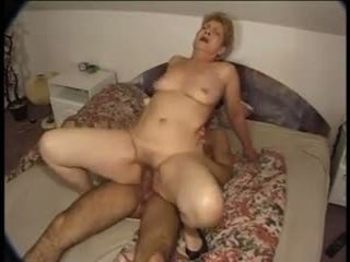 Granny and Boy: Free Old & Young Porn Video 8b