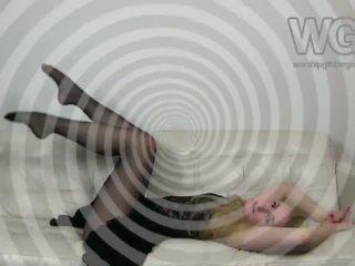 Erotisks hypnosis ar glitter goddess