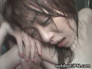 Akari hoshino японки на открито трудно