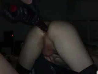 First Try at Femdom Amateur Assplay Fi...