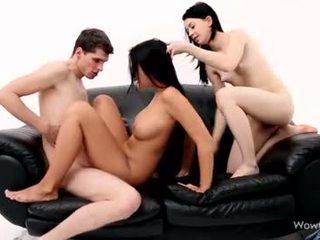 Еротичний addison, lollypop - трійця