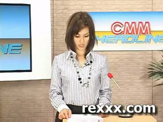 Naujienos reporter gets bukakke metu jos darbas (maria ozawa bu