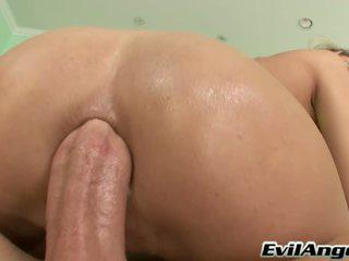 Sensuous सेक्स पॉर्न सितारा serves प्रसिद्ध mike adriano