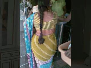 อินเดีย buttock