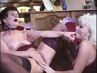 morena, lésbicas, avó