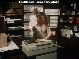 Annette haven, lisa de leeuw, veronica hart in vintage porno