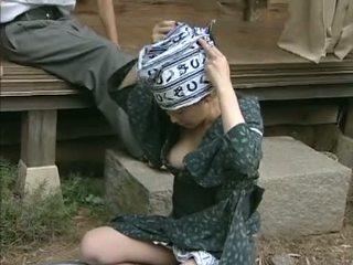 Japonské horniest manželka vôbec