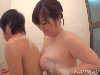 Еротичен и възрастни aoi aoyama е всички за an caping секс