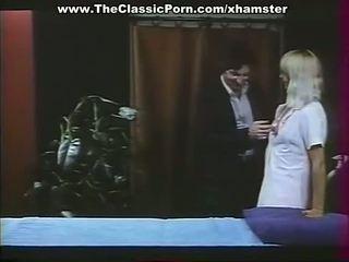 Вінтажний porm кіно з еротичний дами