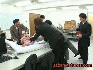 Natsumi kitahara pieprzyć w japonia