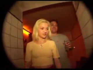 Schnuckel bea gets fucked uz the pakaļa uz kit kat klubs berlin