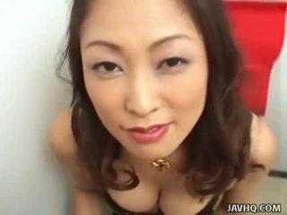 Marie sugimoto licks schlong iekšā punkts no skats