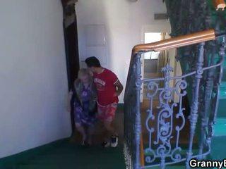 senas, senelė, močiutė
