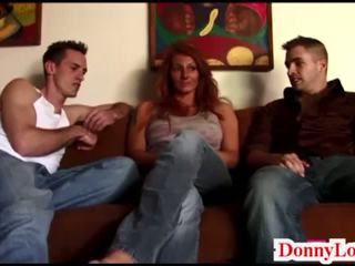 Donny Long Splits Huge Tit MILF Sult Cheating Wife: Porn 8b