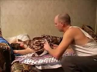 成熟した ママ と お父さん sexing (amateur 熟女 )