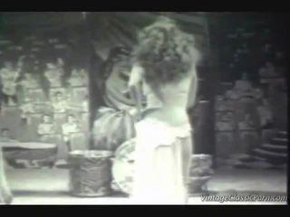 retro-porno, retro-sex, vintage mädchen