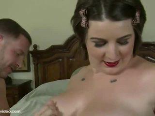 Alt Porn BBW Violet Addams Loves A Big Cock In Her Ass