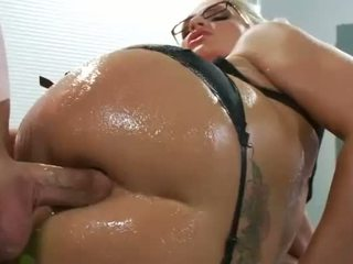 Clister mamas milf sadie swede oily cu pounded